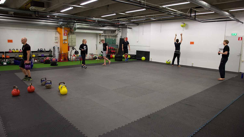 Prime ACTION toiminnallinen harjoittelu